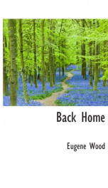 Back Home_cover