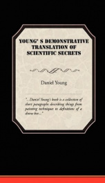 Young's Demonstrative Translation of Scientific Secrets_cover