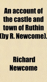an account of the castle and town of ruthin_cover