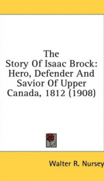 The Story of Isaac Brock_cover