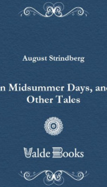 In Midsummer Days, and Other Tales_cover