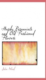 Hardy Perennials and Old Fashioned Flowers_cover