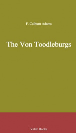 The Von Toodleburgs_cover