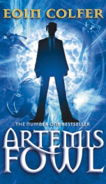 Artemis Fowl Series_cover
