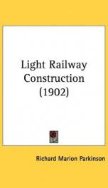 light railway construction_cover