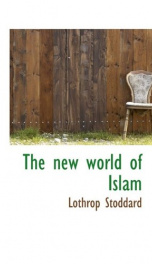 The New World of Islam_cover