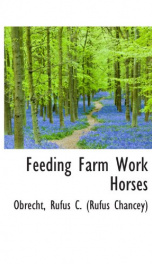feeding farm work horses_cover