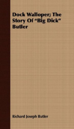 dock walloper the story of big dick butler_cover