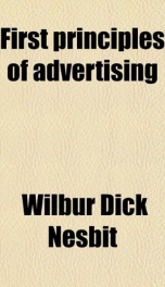 first principles of advertising_cover
