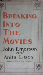 breaking into the movies_cover