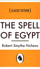 The Spell of Egypt_cover
