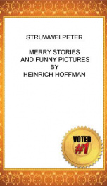 Struwwelpeter: Merry Stories and Funny Pictures_cover