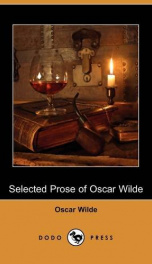Selected Prose of Oscar Wilde_cover