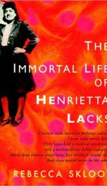 The Immortal Life Of Henrietta Lacks_cover