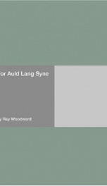 For Auld Lang Syne_cover