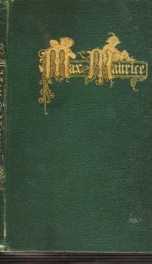 Max and Maurice_cover