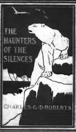 the haunters of the silences a book of animal life_cover