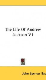 the life of andrew jackson_cover