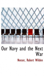 our navy and the next war_cover