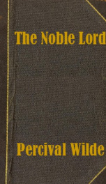 The Noble Lord_cover