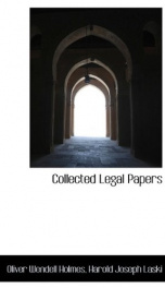 collected legal papers_cover