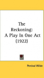 The Reckoning_cover