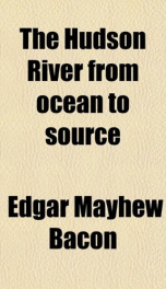 the hudson river from ocean to source_cover