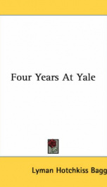 four years at yale_cover