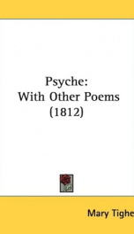psyche with other poems_cover
