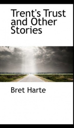 Trent's Trust, and Other Stories_cover