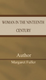 Woman in the Ninteenth Century_cover