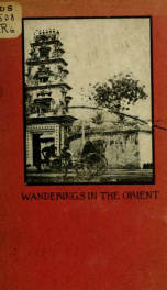 Wanderings in the Orient_cover