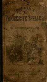 Osgood's progressive speller_cover