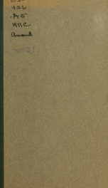 Amendment no. to the National forest manual, 1911. Special uses.._cover