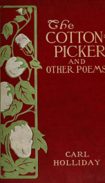 The cotton-picker, and other poems_cover