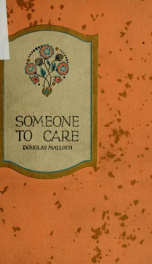 Someone to care_cover