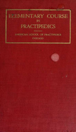 Practipedics : the science of giving foot comfort and correcting the cause of foot and shoe troubles_cover