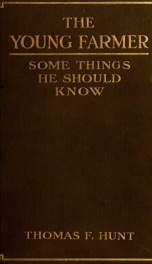 The young farmer; some things he should know_cover