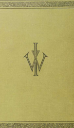 Wiclif's place in history : three lectures delivered before the University of Oxford in 1881_cover