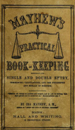 Mayhew's practical book-keeping key_cover