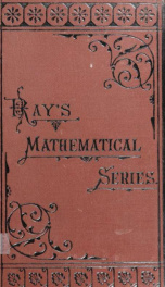 Ray's New higher arithmetic : a revised edition of the Higher arithmetic_cover