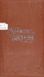 """Mormon"" doctrine, plain and simple : or Leaves from the tree of life_cover"