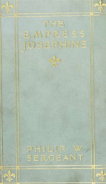 The Empress Josephine : Napoleon's enchantress_cover
