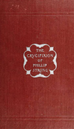 The crucifixion of Phillip Strong_cover