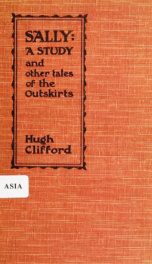 Sally : a study and other tales of the outskirts_cover