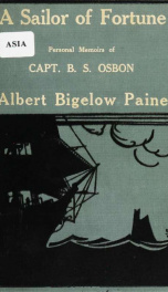 A sailor of fortune; personal memoirs of Captain B. S. Osbon_cover