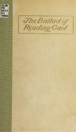 The ballad of Reading Gaol_cover