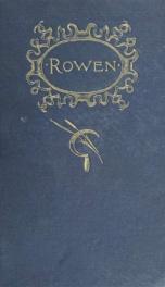 "Rowen; ""second crop"" songs_cover"