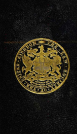 Lives of the Lord Chancellors and Keepers of the Great Seal of England, from the earliest times till the reign of King George IV_cover