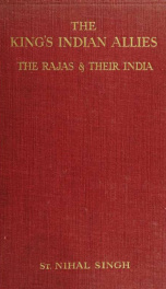 The King's Indian allies: the rajas and their India_cover